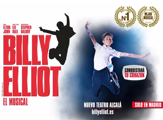 L'ESCOLA, sede de la BILLY ELLIOT SCHOOL