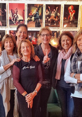 "CURSO ""GOLDEN GIRLS"""